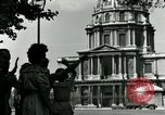 Image of French civilians Paris France, 1944, second 36 stock footage video 65675022023