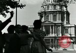 Image of French civilians Paris France, 1944, second 38 stock footage video 65675022023