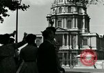 Image of French civilians Paris France, 1944, second 39 stock footage video 65675022023