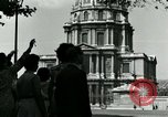 Image of French civilians Paris France, 1944, second 40 stock footage video 65675022023