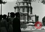 Image of French civilians Paris France, 1944, second 41 stock footage video 65675022023