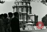 Image of French civilians Paris France, 1944, second 42 stock footage video 65675022023