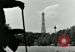 Image of French civilians Paris France, 1944, second 57 stock footage video 65675022023