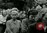 Image of women collaborators Paris France, 1944, second 27 stock footage video 65675022028