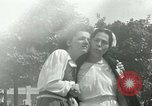 Image of women collaborators Paris France, 1944, second 51 stock footage video 65675022028