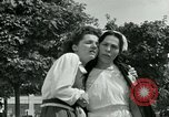 Image of women collaborators Paris France, 1944, second 52 stock footage video 65675022028