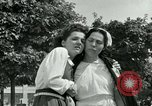 Image of women collaborators Paris France, 1944, second 54 stock footage video 65675022028
