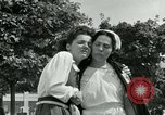 Image of women collaborators Paris France, 1944, second 55 stock footage video 65675022028