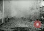 Image of post office bombing Naples Italy, 1943, second 21 stock footage video 65675022035
