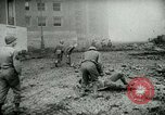 Image of post office bombing Naples Italy, 1943, second 25 stock footage video 65675022035
