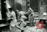 Image of post office bombing Naples Italy, 1943, second 30 stock footage video 65675022035