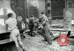Image of post office bombing Naples Italy, 1943, second 31 stock footage video 65675022035