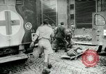 Image of post office bombing Naples Italy, 1943, second 32 stock footage video 65675022035