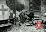Image of post office bombing Naples Italy, 1943, second 33 stock footage video 65675022035