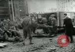Image of post office bombing Naples Italy, 1943, second 38 stock footage video 65675022035