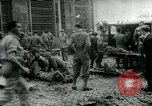 Image of post office bombing Naples Italy, 1943, second 39 stock footage video 65675022035