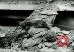 Image of post office bombing Naples Italy, 1943, second 53 stock footage video 65675022035
