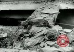 Image of post office bombing Naples Italy, 1943, second 56 stock footage video 65675022035