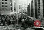 Image of post office bombing Naples Italy, 1943, second 57 stock footage video 65675022035