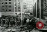 Image of post office bombing Naples Italy, 1943, second 59 stock footage video 65675022035