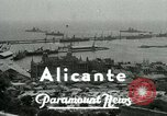 Image of USS Kane Alicante Spain, 1937, second 3 stock footage video 65675022045