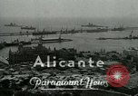 Image of USS Kane Alicante Spain, 1937, second 4 stock footage video 65675022045