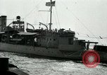 Image of USS Kane Alicante Spain, 1937, second 25 stock footage video 65675022045