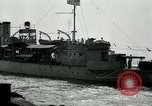 Image of USS Kane Alicante Spain, 1937, second 26 stock footage video 65675022045