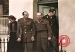 Image of Field Marshal Alan Brooke London England United Kingdom, 1944, second 7 stock footage video 65675022055