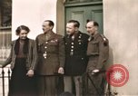Image of Field Marshal Alan Brooke London England United Kingdom, 1944, second 12 stock footage video 65675022055