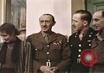 Image of Field Marshal Alan Brooke London England United Kingdom, 1944, second 18 stock footage video 65675022055