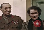 Image of Field Marshal Alan Brooke London England United Kingdom, 1944, second 20 stock footage video 65675022055