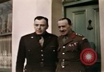 Image of Field Marshal Alan Brooke London England United Kingdom, 1944, second 29 stock footage video 65675022055