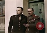 Image of Field Marshal Alan Brooke London England United Kingdom, 1944, second 30 stock footage video 65675022055