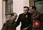 Image of Field Marshal Alan Brooke London England United Kingdom, 1944, second 39 stock footage video 65675022055