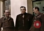 Image of Field Marshal Alan Brooke London England United Kingdom, 1944, second 40 stock footage video 65675022055