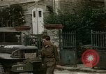 Image of French towns post-invasion France, 1944, second 15 stock footage video 65675022060