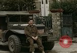 Image of French towns post-invasion France, 1944, second 17 stock footage video 65675022060