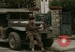 Image of French towns post-invasion France, 1944, second 18 stock footage video 65675022060