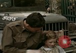 Image of French towns post-invasion France, 1944, second 22 stock footage video 65675022060