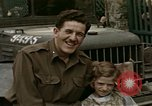 Image of French towns post-invasion France, 1944, second 27 stock footage video 65675022060