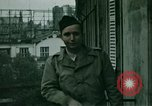 Image of French towns post-invasion France, 1944, second 41 stock footage video 65675022060
