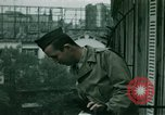 Image of French towns post-invasion France, 1944, second 44 stock footage video 65675022060