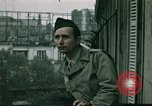 Image of French towns post-invasion France, 1944, second 46 stock footage video 65675022060