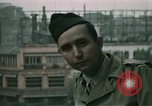 Image of French towns post-invasion France, 1944, second 49 stock footage video 65675022060