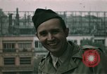 Image of French towns post-invasion France, 1944, second 50 stock footage video 65675022060