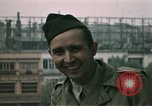 Image of French towns post-invasion France, 1944, second 52 stock footage video 65675022060