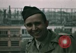 Image of French towns post-invasion France, 1944, second 53 stock footage video 65675022060