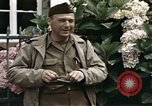 Image of French towns post-invasion France, 1944, second 62 stock footage video 65675022060