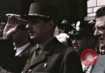 Image of Charles de Gaulle Chicago Illinois USA, 1945, second 13 stock footage video 65675022066